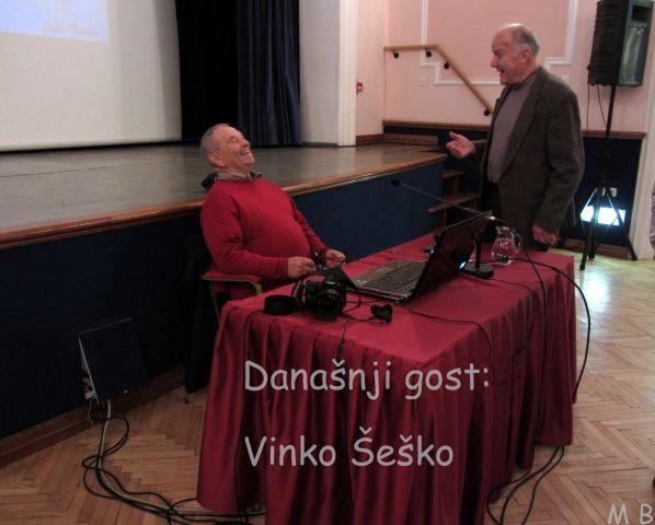 Vinko Šeško: Potovanje po Andaluziji in ostali Španiji.