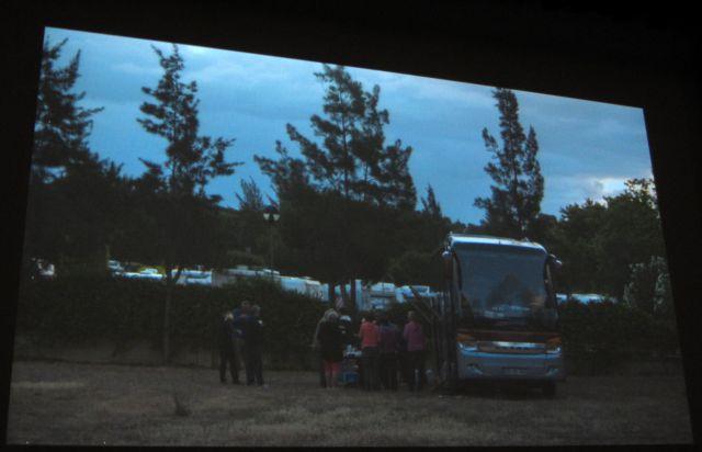 Potovanje z avtobusom