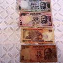 JANJA KOLAR, Indijske rupije