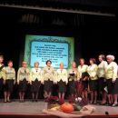 Pevski zbor je popestril dogajanje.
