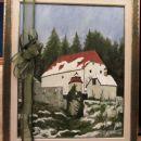 Slika za gosta, delo Marka Okorn.