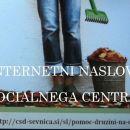 Center za socialno delo-- INTERNETNI NASLOV
