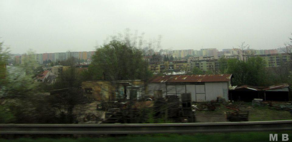 Sevnica - Praga