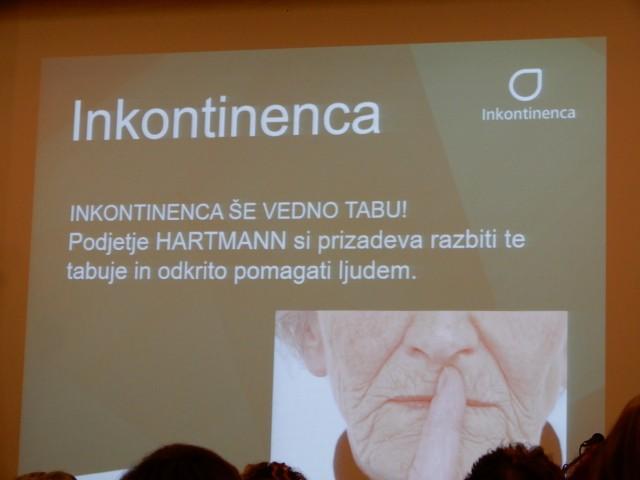 4. 12. 2018 Hartmann - inkontinenca - foto