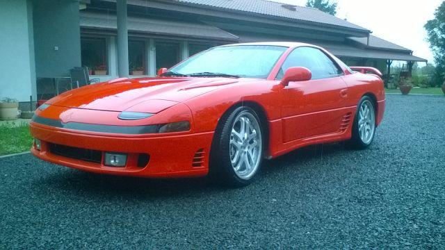 Mitsubishi GTO - foto