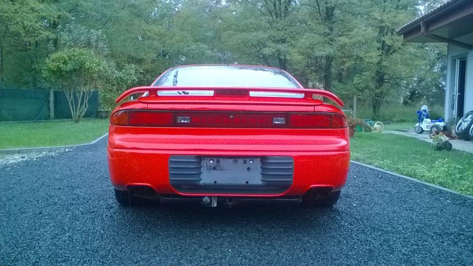 Mitsubishi GTO - foto povečava