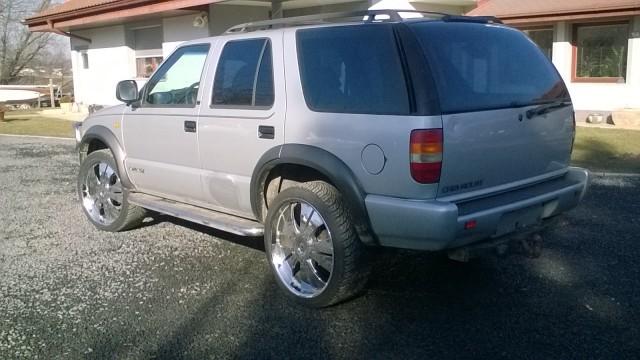 Chevrolet blazer - foto