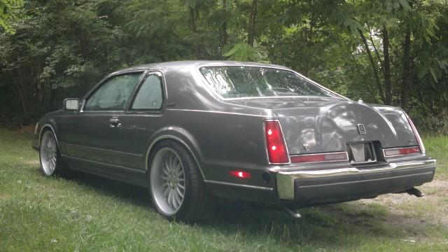 Lincoln mark 7 - foto
