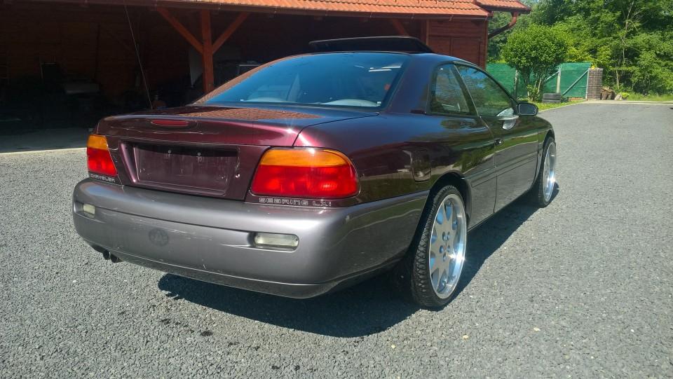 Chrysler Sebring LXi - foto povečava