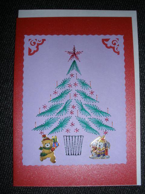 Božične voščilnice - foto