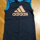 Adidas kratka majčka, vel. 116, kot nova, 6 eur