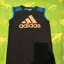 Adidas majčka kot nova, vel. 128, cena 5 eur
