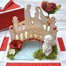 Škatlica presenečenja za poroko in krst