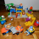 little people-fisher price igrače...50€
