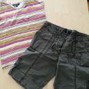 kratke hlače+brunotti majčka vel.36