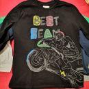 Majica d. r. bel. 158-164