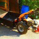 Motokultivator Pasquali xb40
