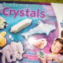 Ustvarjalni set za izdelavo kristalov- nov 11€