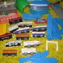vlaki, več različnih setov znamkeTommy 20€