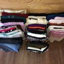 Komplet vseh oblačil 100eur