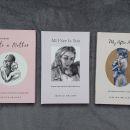Razne knjige na voljo (odrasle, otroške...)