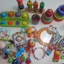 igračke za dojenčka