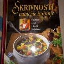 Knjiga Skrivnosti babičine kuhinje