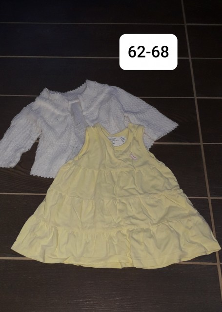 Oblekica in jopica št. 62-68