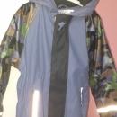 dežna jakna št. 110/116