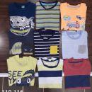 kratke majice 110-116