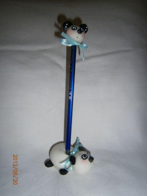 Panda s svincnikom