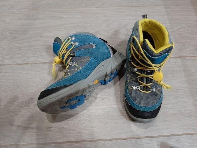 Trezeta pohodni čevlji - foto