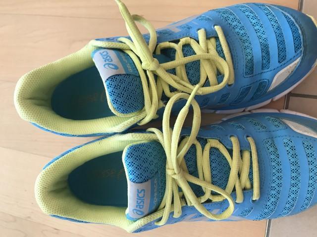 Asic tekaska obutev 40,5  - foto
