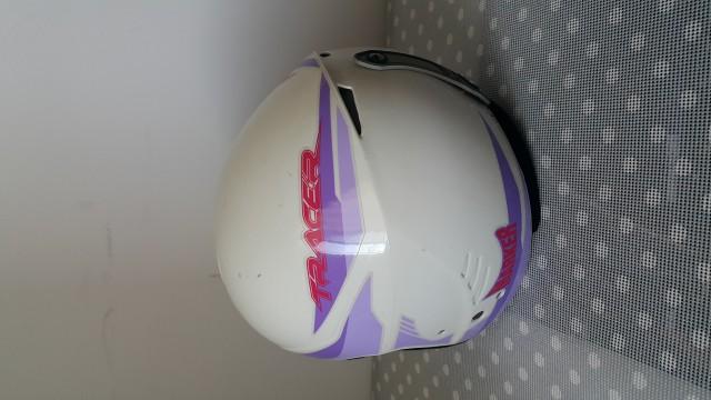 Otroška smučarska čelada - foto