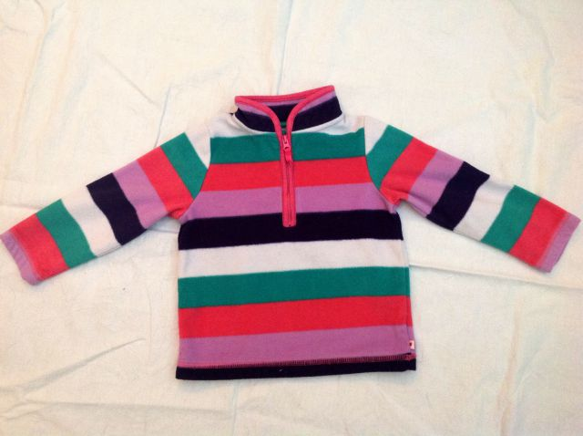 Flis pulovercek mothercare