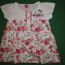 Majica za deklico, kratek rokav, 110, Hello Kitty, 3-5 let