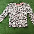 Majica za deklico, dolg rokav, 128, 7-8 let, Primark -1