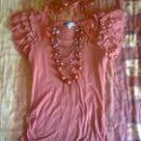 Majica + verižica