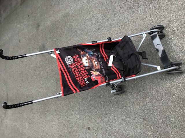 Marela vozicek -kot nov-cena 12€