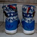 Adidas semiš slip on škornji št.36 - 20 EUR