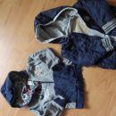 Oblačila za fantka od 74-86 -dodano