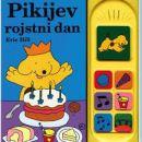 Knjižice za otroke in otroška podlaga