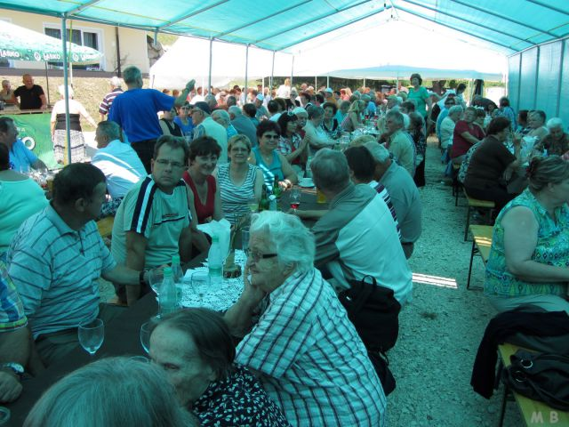 Srečanje invalidov Zasavsko - Posavske regije - foto