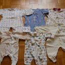 bombažne pižamice 1,5 eur/kom