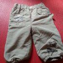NOVE hlače (podložene s flisom)