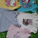 poletna oblačila za deklico od 68 do 98