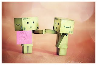 Danbo and Me - foto