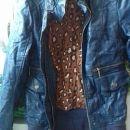 Prehodna jakna Bershka