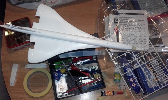 Concorde - foto