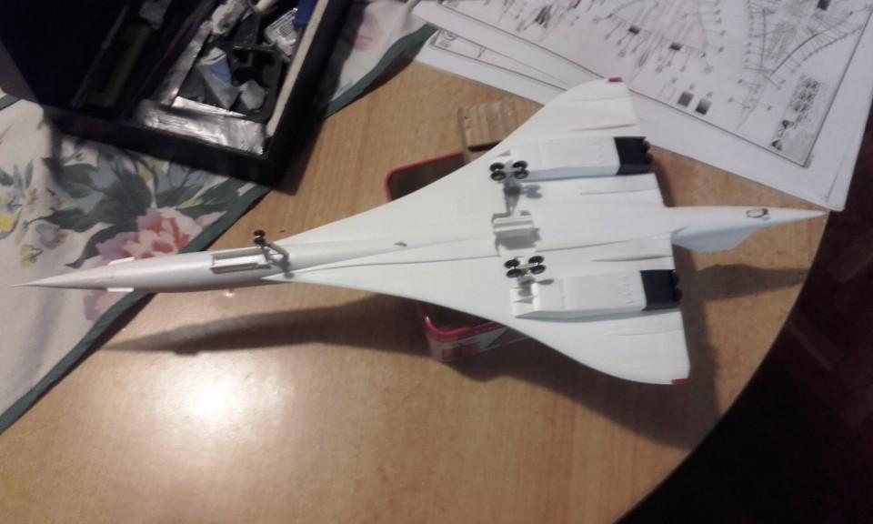 Concorde - foto povečava